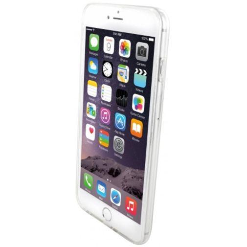 Productafbeelding van de Mobiparts Essential TPU Case Transparent Apple iPhone 6 Plus/6S Plus