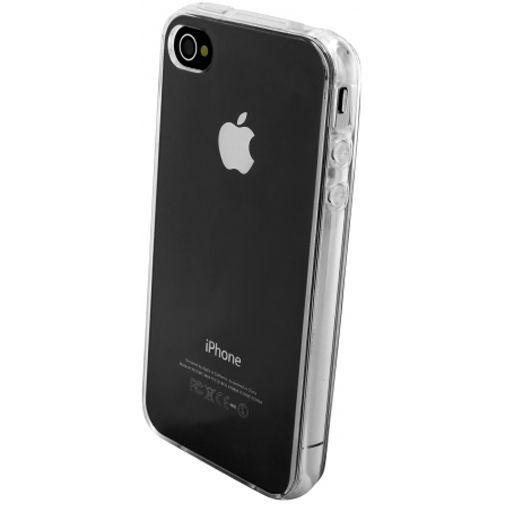 Productafbeelding van de Mobiparts Essential TPU Case Transparent Apple iPhone 4/4S