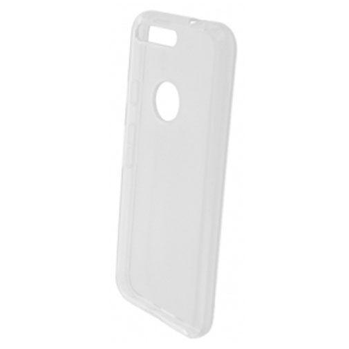 Productafbeelding van de Mobiparts Essential TPU Case Transparent Google Pixel
