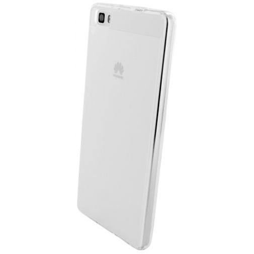 Productafbeelding van de Mobiparts Essential TPU Case Transparent Huawei P8 Lite