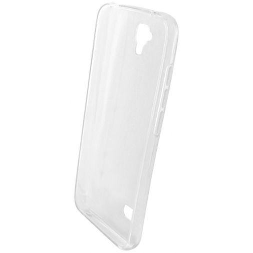 Productafbeelding van de Mobiparts Essential TPU Case Transparent Huawei Y5