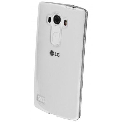 Productafbeelding van de Mobiparts Essential TPU Case Transparent LG G4s