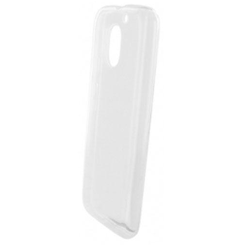 Productafbeelding van de Mobiparts Essential TPU Case Transparent Motorola Moto E (3rd Gen)