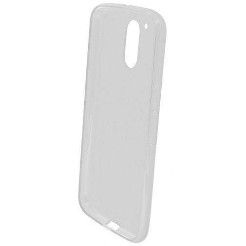Productafbeelding van de Mobiparts Essential TPU Case Transparent Motorola Moto G4/G4 Plus