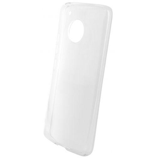 Productafbeelding van de Mobiparts Essential TPU Case Transparent Motorola Moto G5