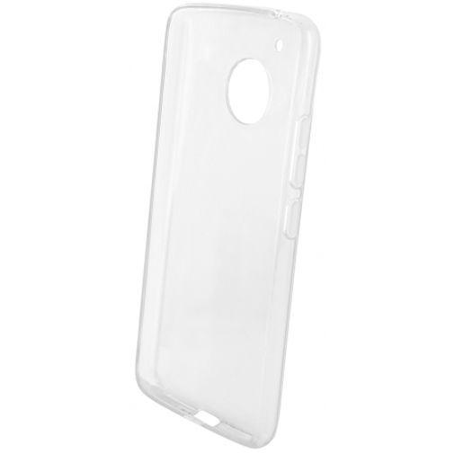 Mobiparts Essential TPU Case Transparent Motorola Moto G5