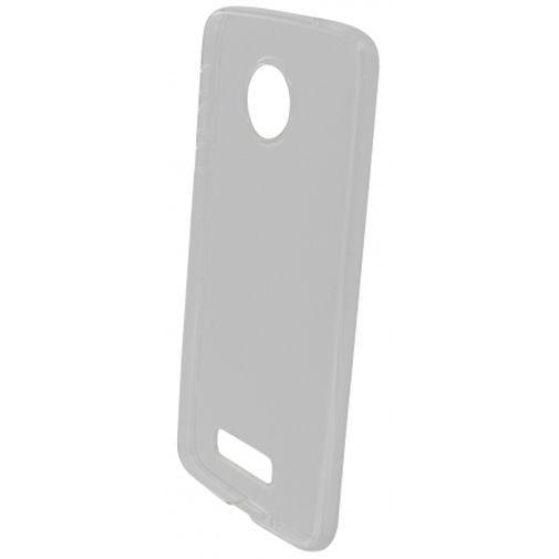 Productafbeelding van de Mobiparts Essential TPU Case Transparent Motorola Moto Z