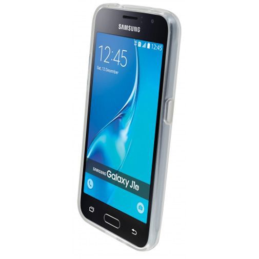 Productafbeelding van de Mobiparts Essential TPU Case Transparent Samsung Galaxy J1 (2016)