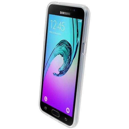 Productafbeelding van de Mobiparts Essential TPU Case Transparent Samsung Galaxy J3 (2016)