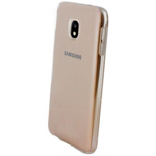 Productafbeelding van de Mobiparts Essential TPU Case Transparent Samsung Galaxy J3 (2017)