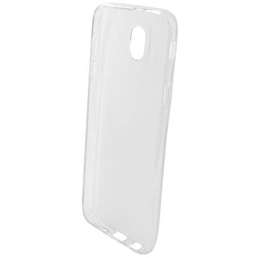 Produktimage des Mobiparts Essential TPU Hülle Transparent Samsung Galaxy J5 (2017)