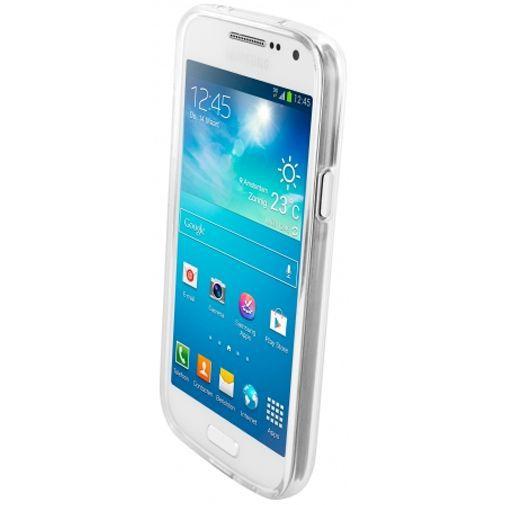 Productafbeelding van de Mobiparts Essential TPU Case Transparent Samsung Galaxy S4 Mini (VE)