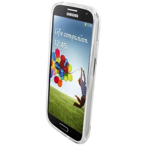 Productafbeelding van de Mobiparts Essential TPU Case Transparent Samsung Galaxy S4