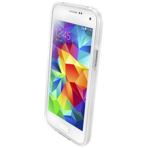 Productafbeelding van de Mobiparts Essential TPU Case Transparent Samsung Galaxy S5 Mini