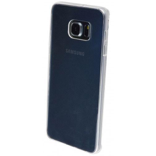 Productafbeelding van de Mobiparts Essential TPU Case Transparent Samsung Galaxy S6 Edge Plus