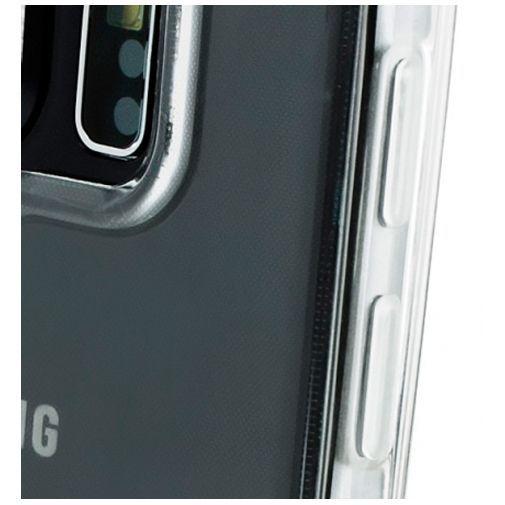 Produktimage des Mobiparts Essential TPU Hülle Transparent Samsung Galaxy S6