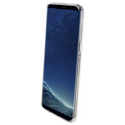 Productafbeelding van de Mobiparts Essential TPU Case Transparent Samsung Galaxy S8+