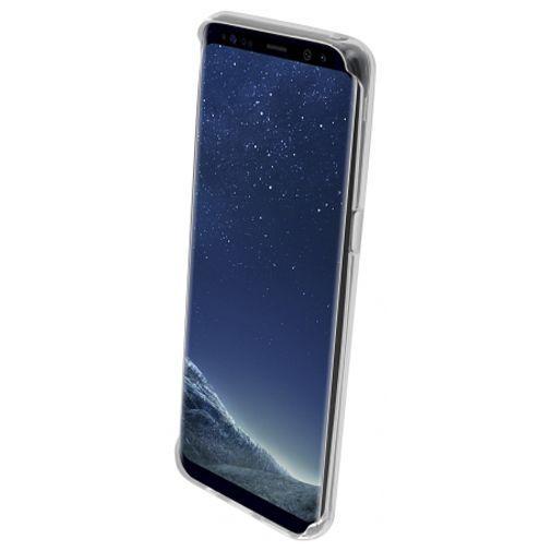 Productafbeelding van de Mobiparts Essential TPU Case Transparent Samsung Galaxy S8