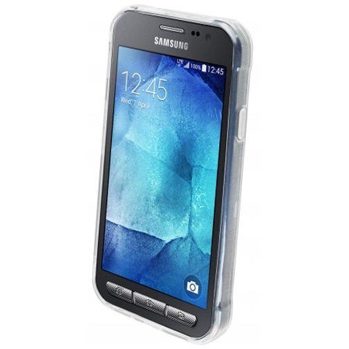 Productafbeelding van de Mobiparts Essential TPU Case Transparent Samsung Galaxy Xcover 3 (VE)
