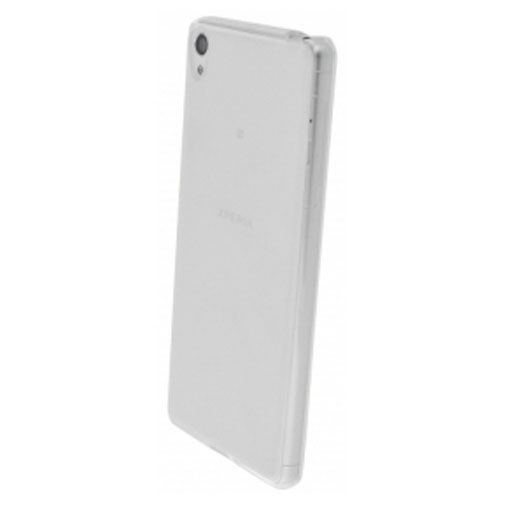 Produktimage des Mobiparts Essential TPU Hülle Transparent Sony Xperia XA