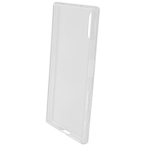 Productafbeelding van de Mobiparts Essential TPU Case Transparent Sony Xperia XZ