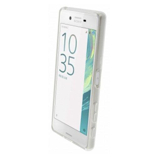 Mobiparts Essential TPU Case Transparent Sony Xperia X
