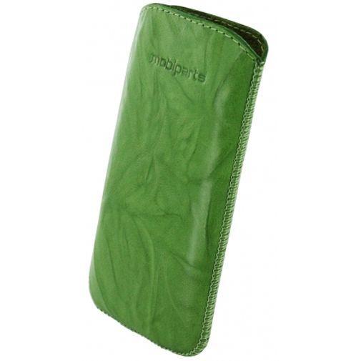 Productafbeelding van de Mobiparts Luxery Pouch Nokia Lumia 620 Green