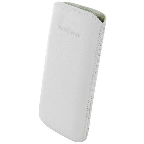 Productafbeelding van de Mobiparts Luxery Pouch Nokia Lumia 620 White