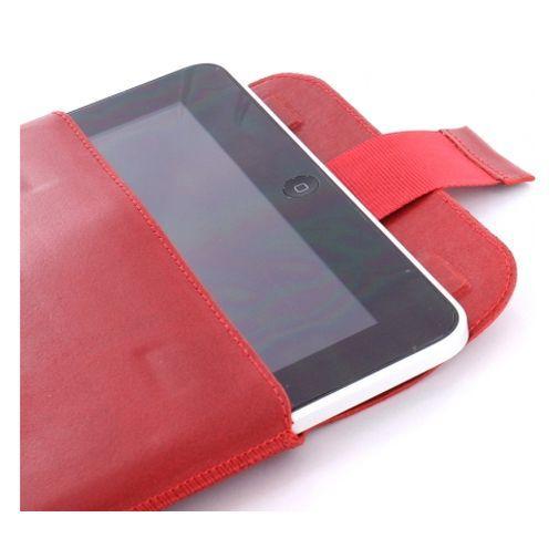 Productafbeelding van de Mobiparts Luxury Pouch Red Apple iPad 2/3