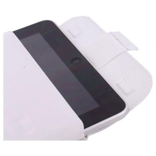 Productafbeelding van de Mobiparts Luxury Pouch White Apple iPad 2/3
