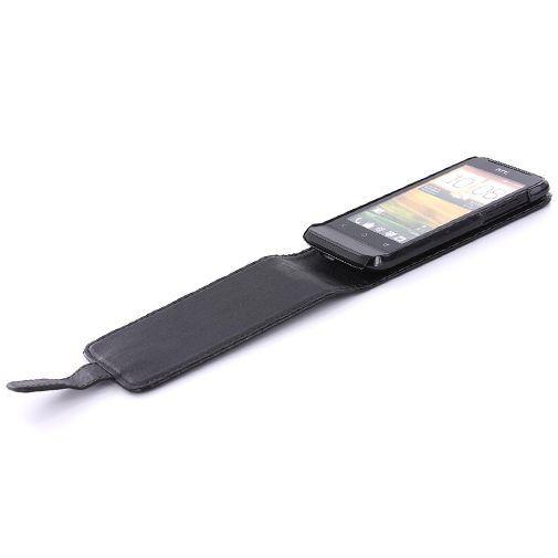 Productafbeelding van de Mobiparts PU Flip Case HTC One S
