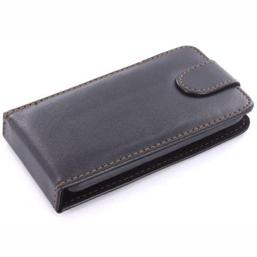 Productafbeelding van de Mobiparts PU Flip Case Nokia Lumia 920 Black