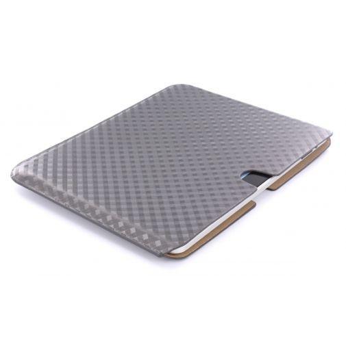 Productafbeelding van de Mobiparts Pouch Grey Apple iPad en iPad 2