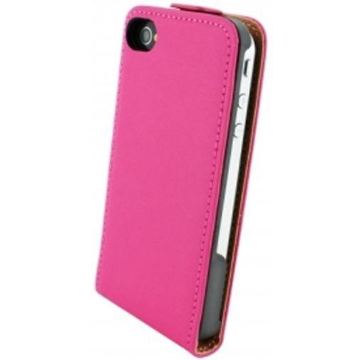 Productafbeelding van de Mobiparts Premium Flip Case Apple iPhone 4/4S Pink