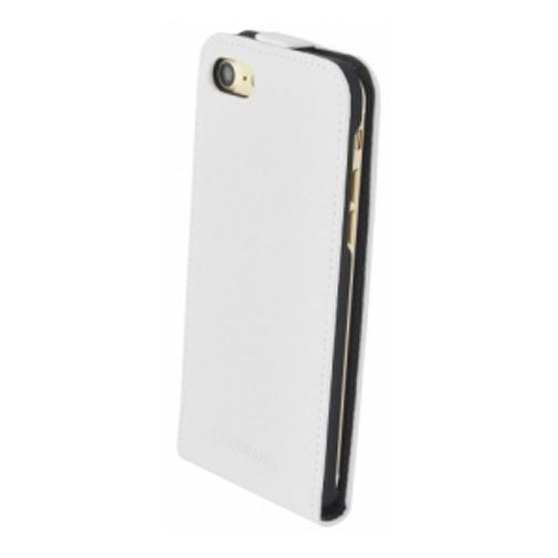 Productafbeelding van de Mobiparts Premium Flip Case White Apple iPhone 7/8/SE 2020