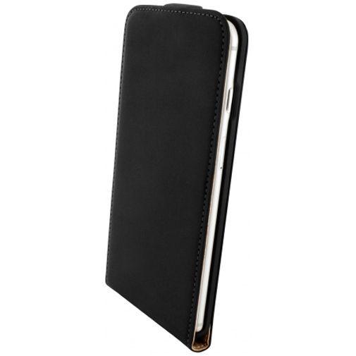 Produktimage des Mobiparts Premium Flip Case Schwarz Apple iPhone 6 Plus/6S Plus