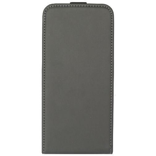 Productafbeelding van de Mobiparts Premium Flip Case Black HTC One M9 Plus