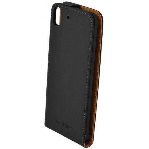 Productafbeelding van de Mobiparts Premium Flip Case Black Huawei Y6