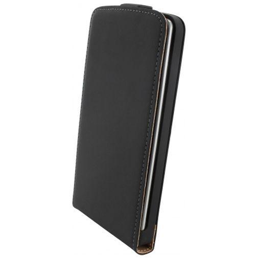 Productafbeelding van de Mobiparts Premium Flip Case Black LG G3
