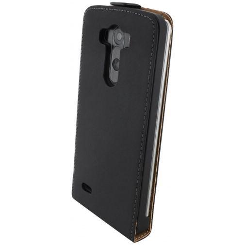 Mobiparts Premium Flip Case Black LG G3