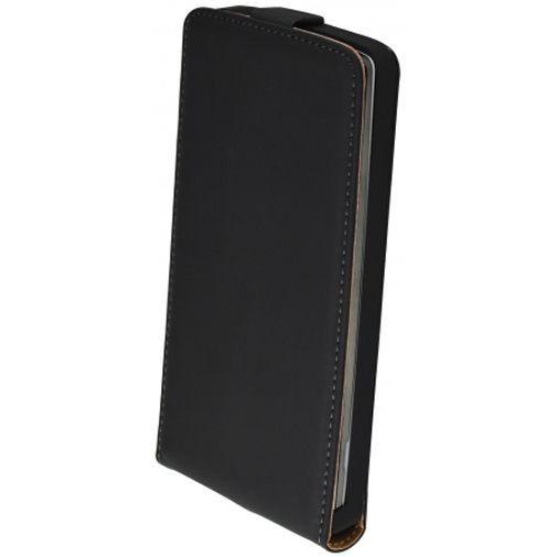 Productafbeelding van de Mobiparts Premium Flip Case Black LG G4 S