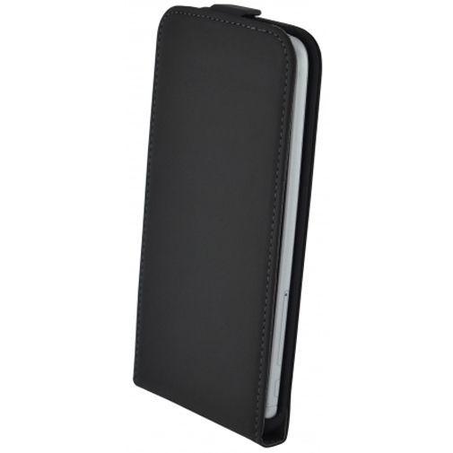 Productafbeelding van de Mobiparts Premium Flip Case Black LG G5 (SE)