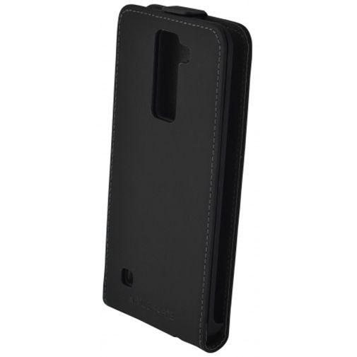 Productafbeelding van de Mobiparts Premium Flip Case Black LG K8