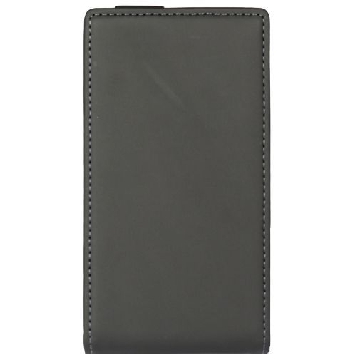 Productafbeelding van de Mobiparts Premium Flip Case Black Microsoft Lumia 532