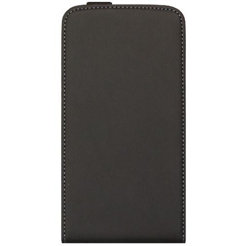 Productafbeelding van de Mobiparts Premium Flip Case Black Motorola Nexus 6