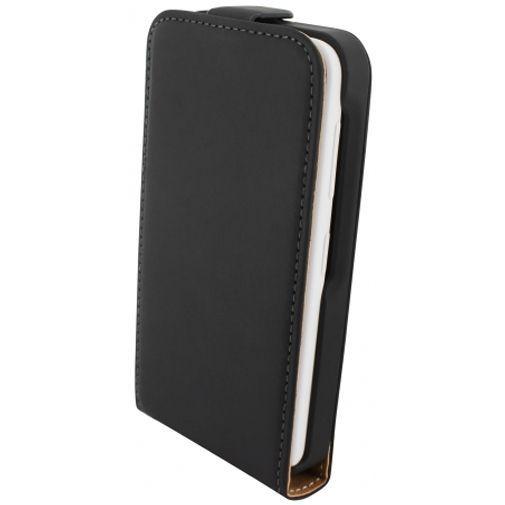 Productafbeelding van de Mobiparts Premium Flip Case Black Nokia Lumia 530