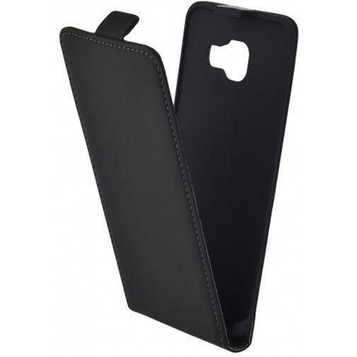 Productafbeelding van de Mobiparts Premium Flip Case Black Samsung Galaxy A3 (2016)