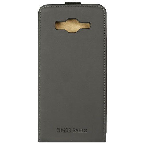 Productafbeelding van de Mobiparts Premium Flip Case Black Samsung Galaxy Grand Prime (VE)