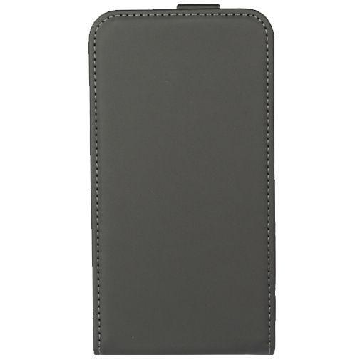 Productafbeelding van de Mobiparts Premium Flip Case Black Sony Xperia E4G