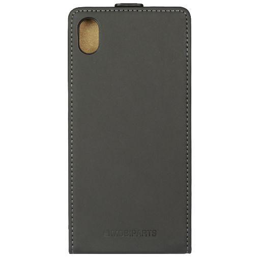 Productafbeelding van de Mobiparts Premium Flip Case Black Sony Xperia M4 Aqua